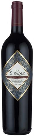 Von Strasser Cabernet Sauvignon Estate Vineyard Diamond Mountain Napa Valley